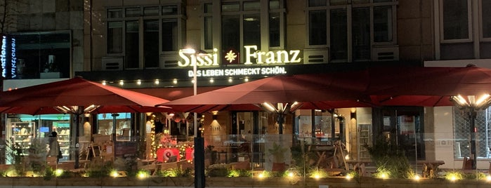 Sissi + Franz is one of Hannover.