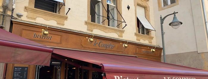 Le Comptoir is one of Metz.