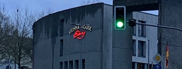 Vienna House Easy is one of visited int..