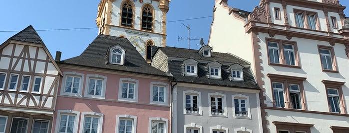 Marktkirche St. Gangolf is one of Around Rhineland-Palatinate.