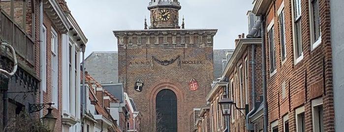 Nieuwe Kerk is one of Nizozemí.