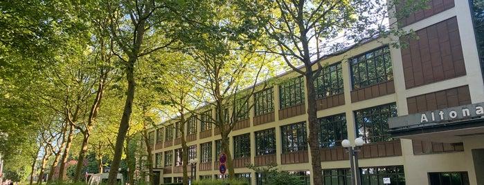 Altonaer Theater is one of StorefrontSticker #4sqCities: Hamburg.