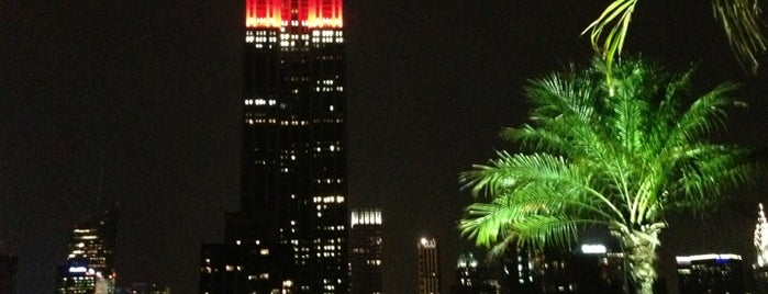 230 Fifth Rooftop Lounge is one of Trip tips: NYC.