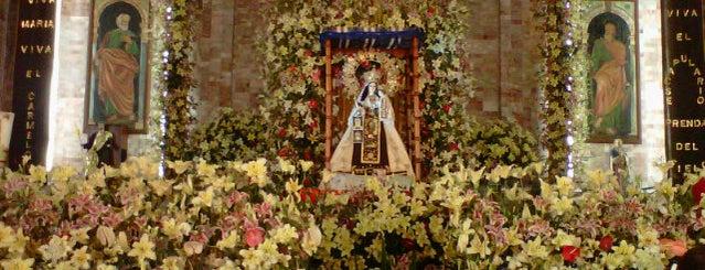 Iglesia del Carmen, Templo Mariano Diocesano is one of Campeche. Ciudad del carmen.