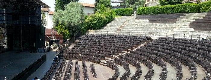 Teatro Romano is one of Trips / Lago di Garda.
