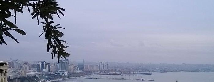 Новый бульвар is one of Baku, AZ.
