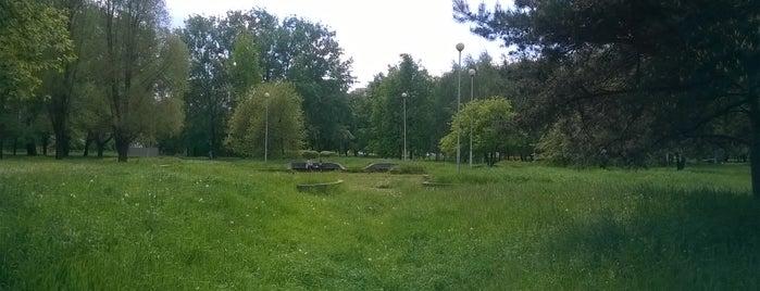 Парк дружбы народов is one of Belarus.