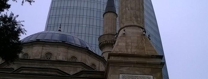 Fairmont Baku Hotel is one of Baku, AZ.