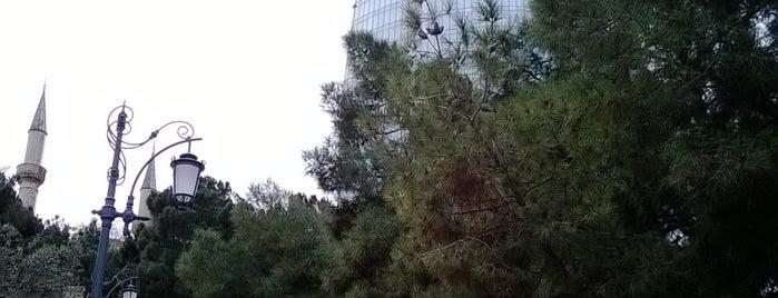 Нагорный парк is one of Baku, AZ.