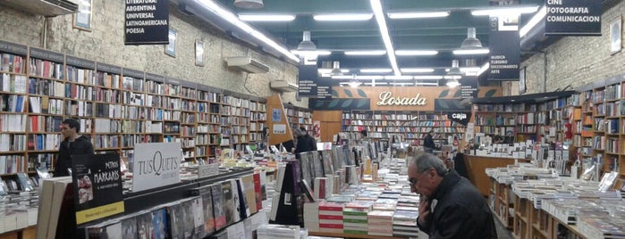 Losada Libros is one of Baires.