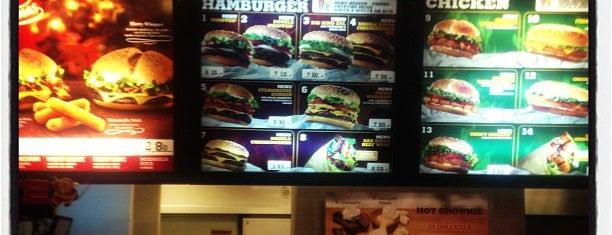 Burger King Leonardo is one of สถานที่ที่ Giorgio ถูกใจ.