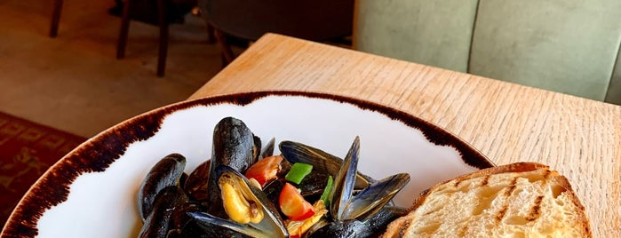 La Bottega Linka is one of Tasting Central Europe: hottest foodie places.