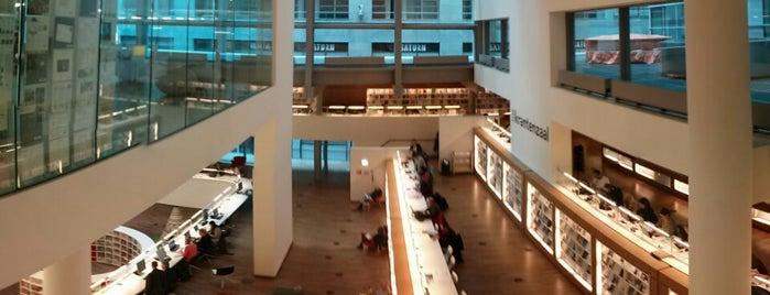 Openbare Bibliotheek Amsterdam is one of [To-do] Amsterdam.