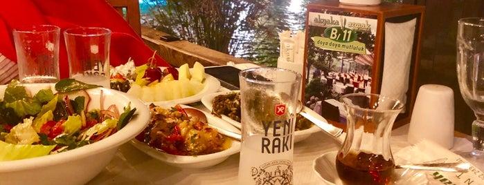 Azmak Restaurant is one of Lugares favoritos de Şirin.