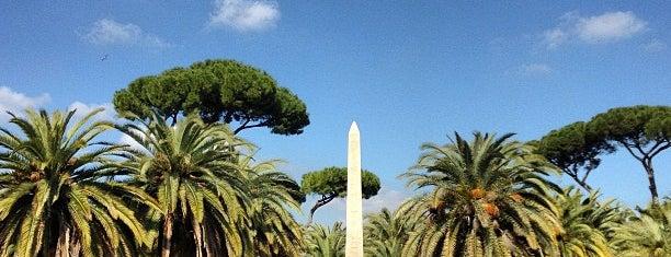 Villa Torlonia is one of Supova in Roma.