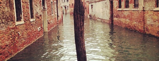Cannaregio is one of Venice.