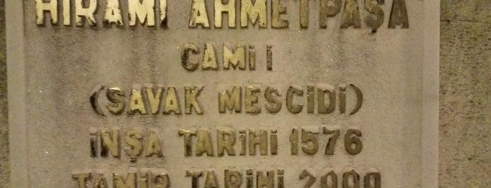 Hirami Ahmetpasa Camii is one of Hakan.