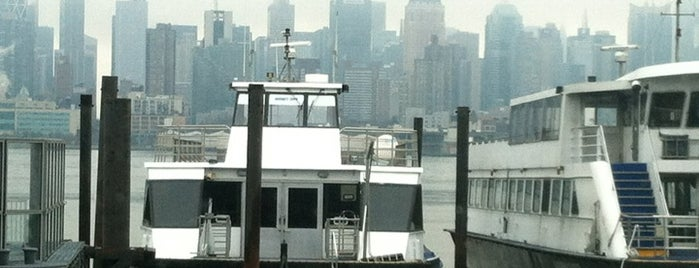 NY Waterway Ferry Terminal Port Imperial is one of Midtown Favorites.