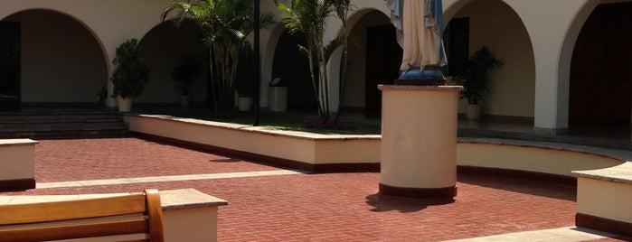 Parroquia Nuestra Señora de la Reconciliación is one of Lugares favoritos de Paola.