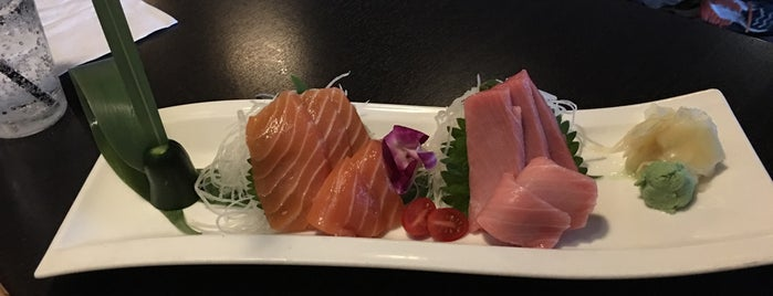 Sushi Fever is one of Places to go in Austin.