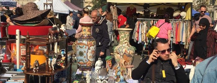 Mein Nashmarkt is one of Vienna.