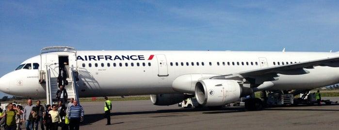 Aéroport de Bastia-Poretta (BIA) is one of International Airport Lists (2).