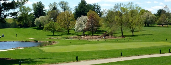 Needwood Golf Course is one of Lugares favoritos de Vinhlhq2015.