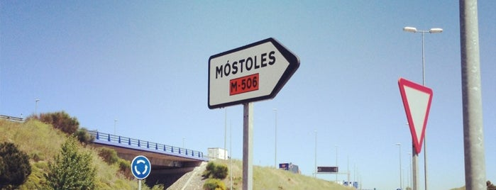 Móstoles is one of Tempat yang Disukai 3A INGENIERÍA EFICIENTE.