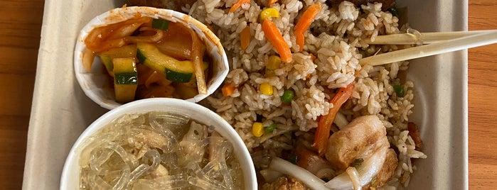 Feeding Leaf Kitchen & Okazuya is one of Somebody Feed Phil, Netflix.