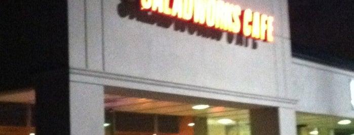 Saladworks is one of Locais curtidos por JJ.