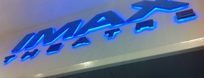 IMAX is one of Curitiba Arte & Cultura.