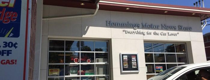 Hemmings Motor News is one of Orte, die Arthur gefallen.