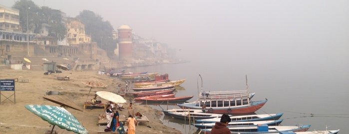 Assi Ghat is one of Incredible India.