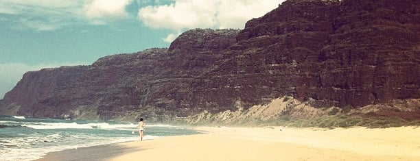 Polihale Beach is one of kauai.