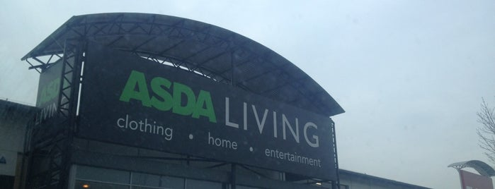 Asda Living is one of Lieux qui ont plu à Carl.