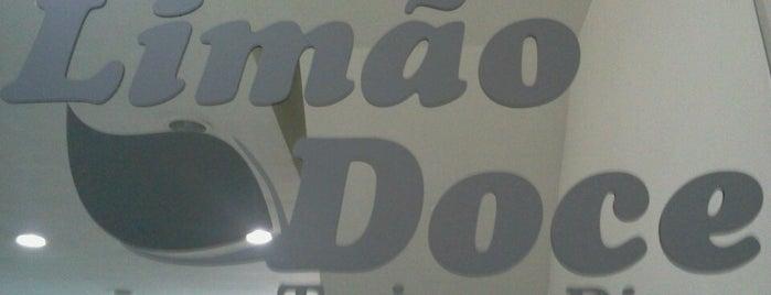 Limão Doce is one of สถานที่ที่ Samantha ถูกใจ.