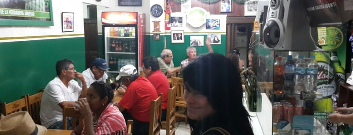 Casablanca Snack Bar is one of Bares de Lima.