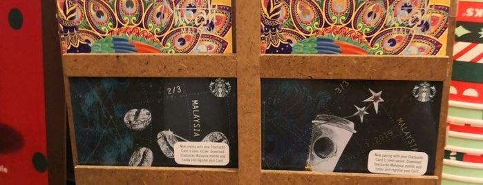 Starbucks is one of Tempat yang Disukai ziggy.