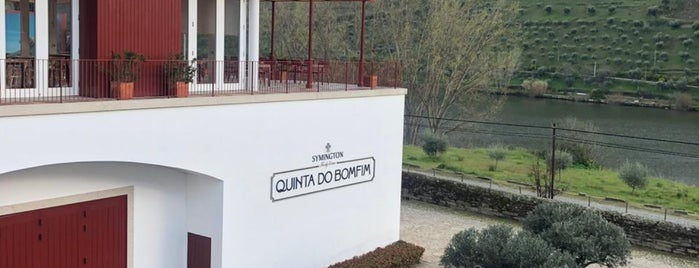 Quinta do Bomfim is one of Wine World.