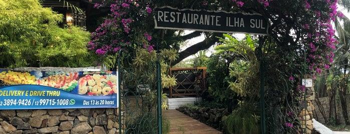 Restaurante Ilha Sul is one of Verginia'nın Beğendiği Mekanlar.