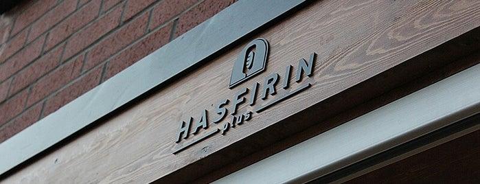 Has Fırın Plus is one of Tatlı, Dondurma ve Fırın.
