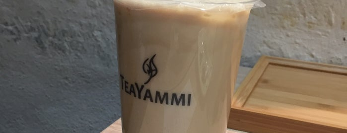 TeaYammi is one of Paris.