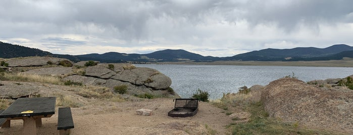 Eleven Mile State Park is one of Colorado Tourism.