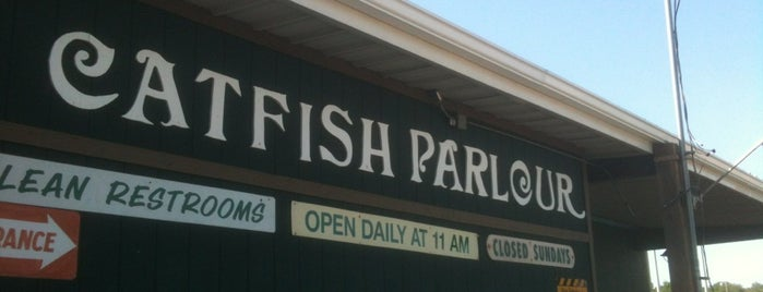 Catfish Parlour is one of Austin.