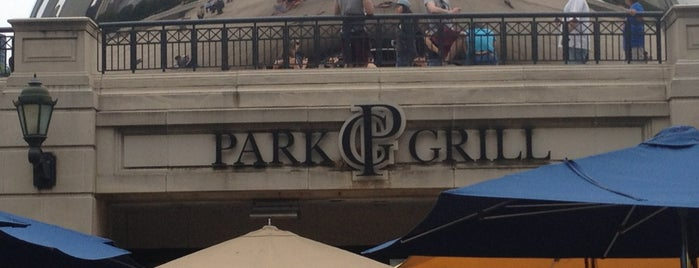 Park Grill is one of Chicago RDJ 2012.