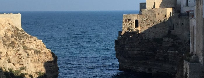 Polignano a Mare is one of #weareinpuglia.