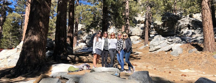 Mountain Station - Palm Springs Aerial Tramway is one of desert holiday.
