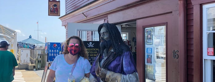 The Whydah Pirate Museum is one of Where I've Been - Landmarks/Attractions 2.