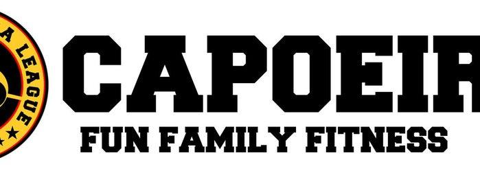 Allied Capoeira League is one of Lugares favoritos de Paul.