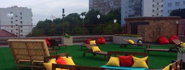 The Roof is one of Владивосток.